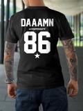 A Damn /// Special  /// BLACK SHIRT