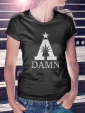 A Damn /// Special  /// WOMEN BLACK SHIRT