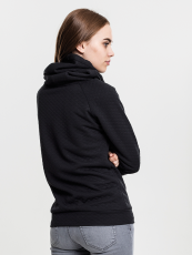 Urban /// Ladies Quilt Hoody