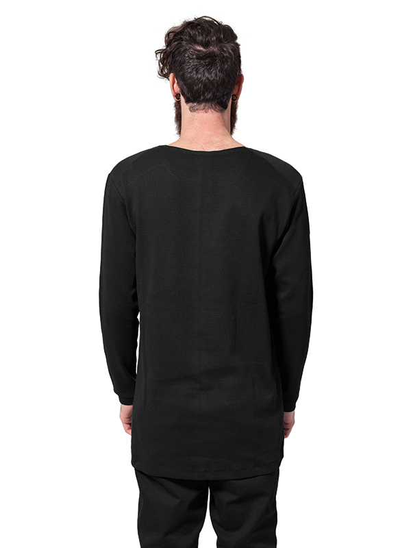Urban /// Long Shaped Waffle L/S Tee