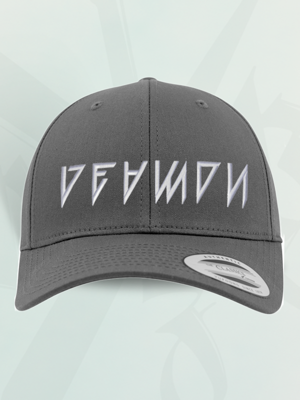 DEA /// LOGO /// CURVED CAP