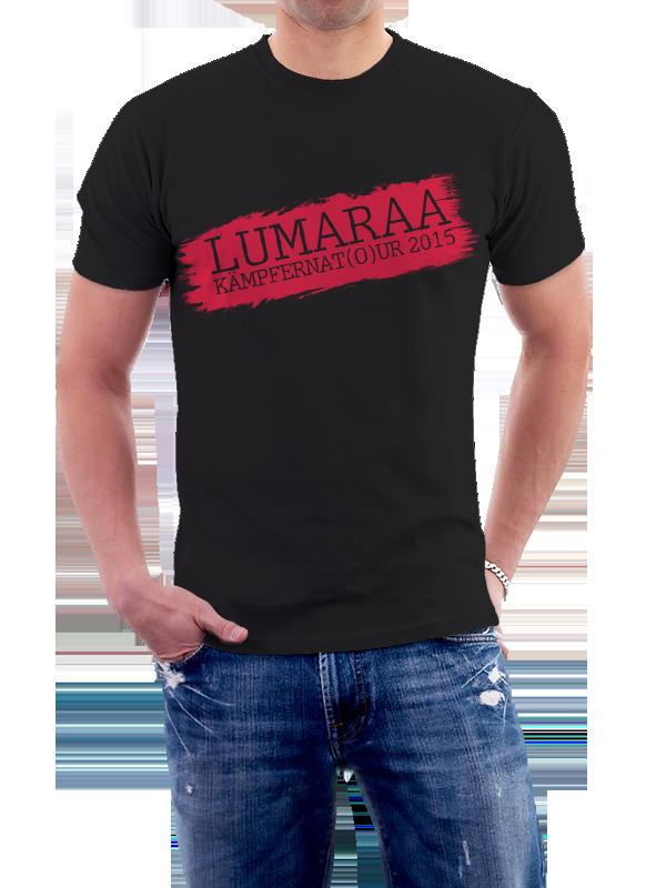 Lumaraa /// Kämpfernat(o)ur T-Shirt