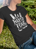 FEAR /// Hartz FEAR /// Black Shirt WOMEN