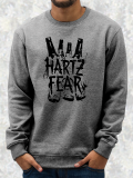 FEAR /// Hartz FEAR /// Grey Crewneck