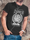 Zarrus // Ganja // MEN Blackshirt
