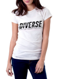 Diverse /// Jim Carrey /// T-Shirt Women /// weiß