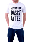 Aytee /// DAS IS' /// Shirt /// weiß